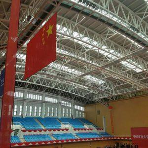 china university of mining and technology training stadium 1