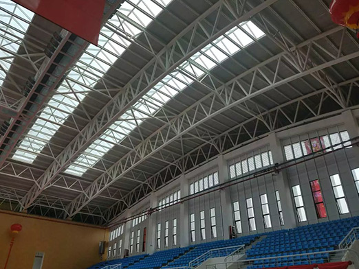 china university of mining and technology training stadium 4