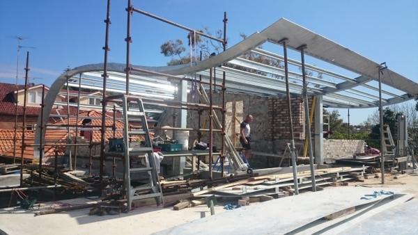 澳大利亚钢结构别墅
